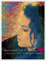 MJ Fall Again Greeting Card 3 by syah-mj