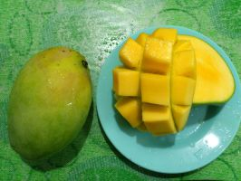 Harumanis mango by plainordinary1