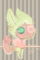 Candy Bite -Poncho Love Edition- .:Closed:. by Pieology