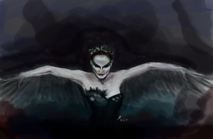 Black Swan by Chesarei