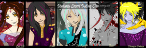 DYNASTY LOVERS Dating Sim RPG by nummyz