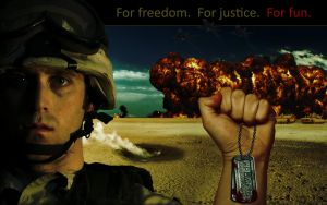 WLAN3 Wallpaper - Soldier by Call1800MESSIAH