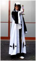 Byakuya Kuchiki from Bleach by IasonMink