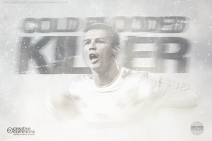 CRISTIANO RONALDO - COLD BLOODED KILLER by RafaelVicenteDesigns