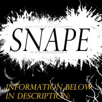 Project Snape 2012 by RosaZaira