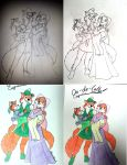 Robinhood Family Stage-By-Stage by MoriHana