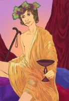 Dionysus by TeamSmithy