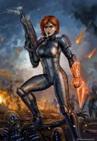 Shepard Democracy by SirTiefling