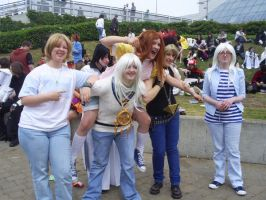 MCM expo may 2009 +14 by Bakurathedarkone