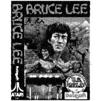 Bruce Lee game cover sketch1 by funkyellowmonkey