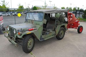 air force jeep by TreborNehoc