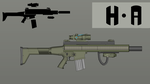 Hydra Arms Inc.: Boomslang by stealth-ninja-65