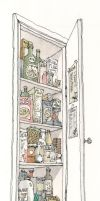 Pantry by MattiasA