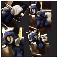WIP filly Luna :) by devinedelights