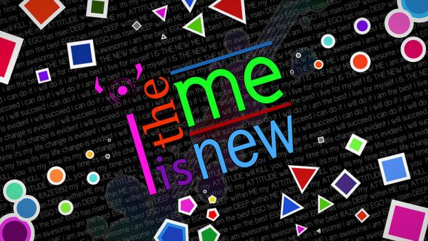 I is the New ME by raze1392