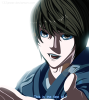 Yagami Light by 132Jester