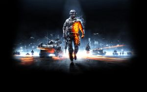 Battlefield 3 without logos by NordlingArt