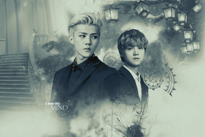 HunHan wallpaper by shensheu