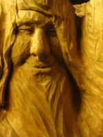 face1 by woodcarver