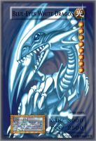Blue-Eyes White Dragon (OriCa) by PlayStationScience