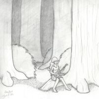 Elf Forest Music by Lillagon