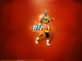 Chris Paul by Orzeu