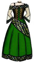 Scottish Dress by racehorse87