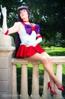 Sailor Mars Cosplay - Sailor Moon by Kapalaka