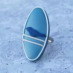 Nothing but Blue Skies - Ring by tianarutledge