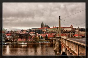 Depressing Prague by deaconfrost78