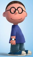 Me in Peanuts style (updated) by jared33