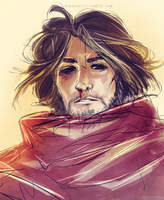Mccree by Dr-Parasite
