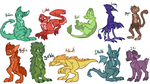 50 shades of neopets by GollyArt