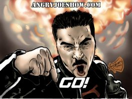 Angry Joe Show GO by Lannytorres