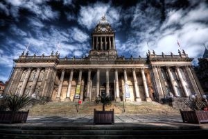 Leeds Town Hall HDR by GaryTaffinder