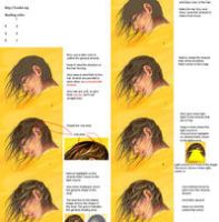 Looks Messy Hair Tutorial by look