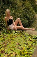 Kahli - lily pond 1 by wildplaces