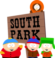 South Park Logo by Sonic-Gal007