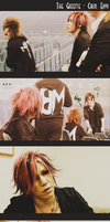Gazette - calm envy by KaZe-pOn