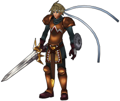 Chrono Cross HD: Glenn, the Acacia Dragoon. by 2PlayerWins