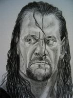 Undertaker 16-0 by VinceArt
