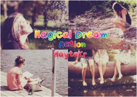 Magical Dream Action by MayteKr