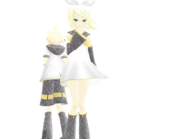 : MMD : Sketchy'mell by PuniPudding