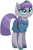 Maud Pie by UncertainStardust