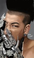 TAEYANG ~ Not A Monster by Kanji-The-Wanderer
