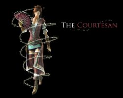 The Courtesan by GwenCooper