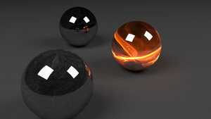 Glass Spheres Perfect by dani8190