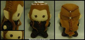 The Hobbit: Tauriel Plush by StitchedAlchemy