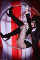 Zatanna by MilliganVick