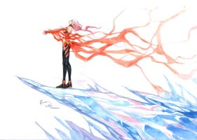 Guilty Crown: Inori Sings by Nick-Ian